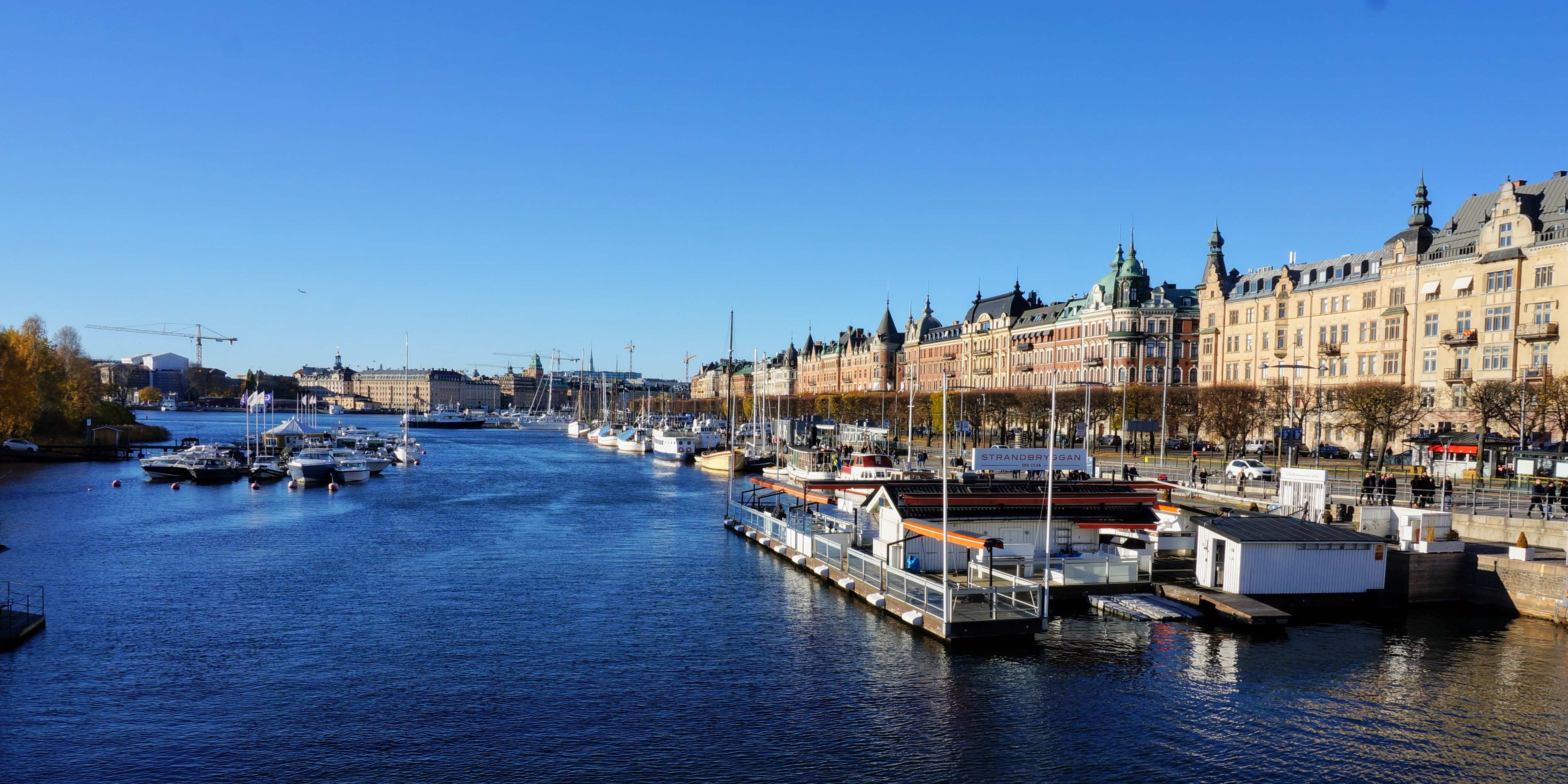 Foto av staden city.stockholm.name